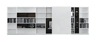 Poliform | Bookcases